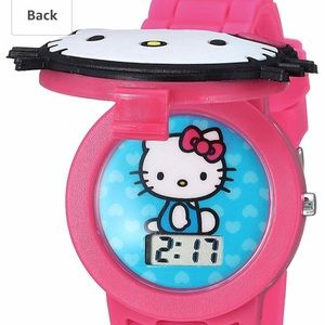 Hello kitty watch for girls, New